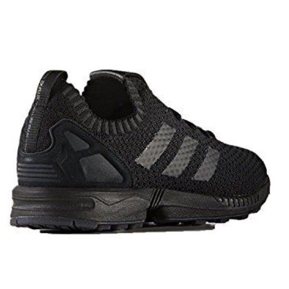 official photos 5feae 16150 adidas Originals Men's Zx Flux Pk Black on Black NWT
